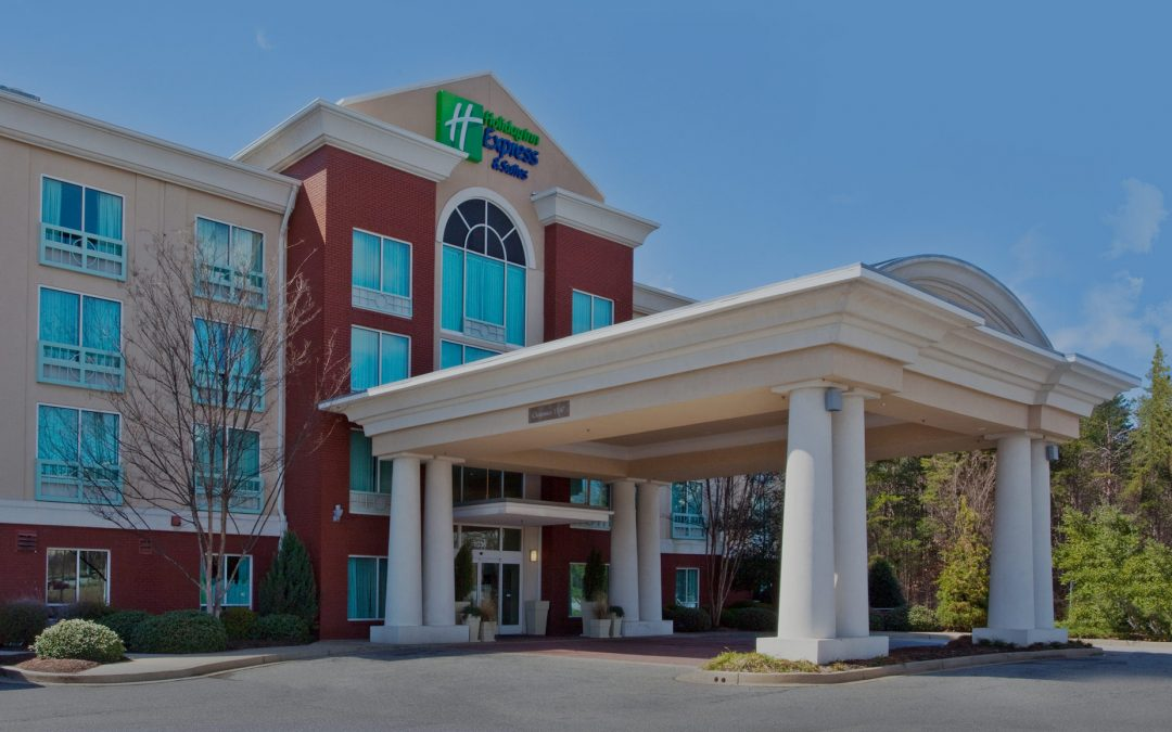 Firm to Open New Holiday Inn Express on I-85