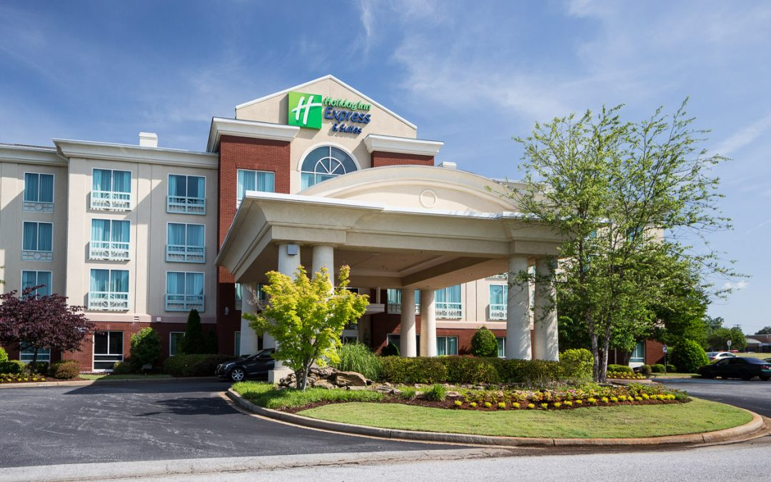 Spartanburg Hotel Receives National Recognition for its New Look