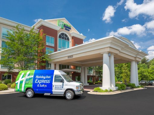Holiday Inn Express Hotel & Suites Woodruff Rd