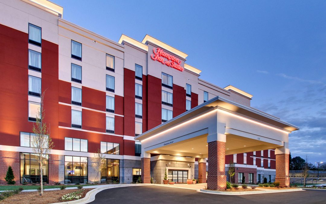 Pinnacle Hospitality to build new Hampton Inn & Suites Greenville Airport